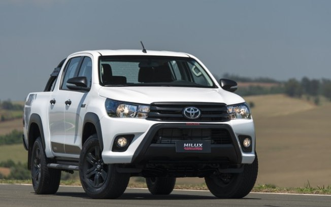 No Mercado de Picapes a Toyota Hilux ultrapassou a GM
