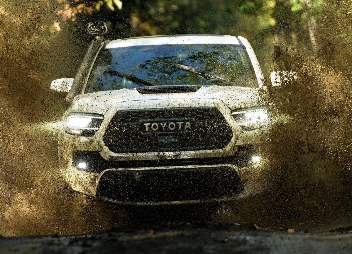 Pick-Ups da Toyota