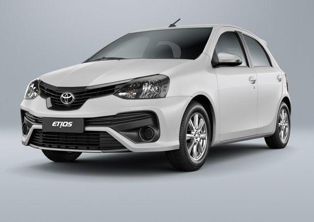 Toyota Etios 2020 Fica mais Caro Novamente