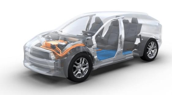 Parceria: Toyota e Subaru vão criar um SUV Elétrico