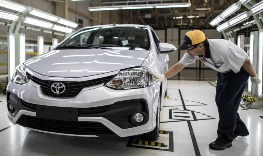 Toyota irá demitir 840 Funcionários após Encerrar o 3º turno