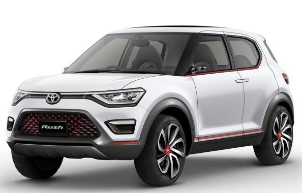 Novo SUV da Toyota