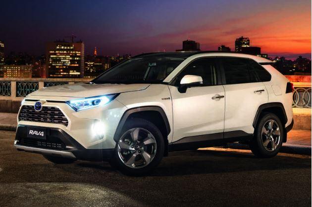 Novo Toyota RAV4: Por ser hibrido irá consumir igual um veículo 1.0
