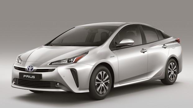 Toyota Prius 2019 → Modelo chega com Novidades