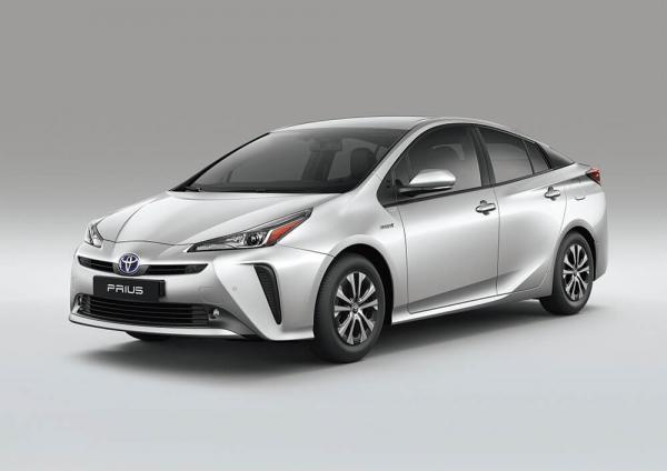 Toyota Prius 2019 → Novo Modelo traz Novidades no seu Design