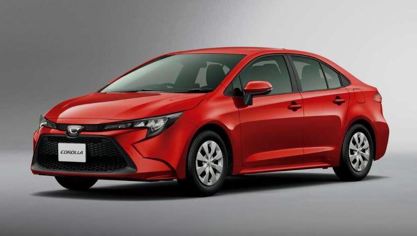 No Japão Toyota Corolla ganha novo motor 1.2 turbo