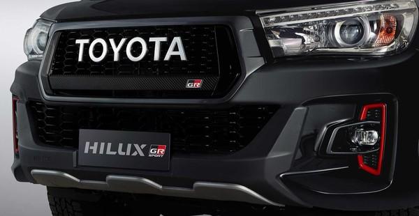 Toyota Hilux com Motor V6 é Lançada na Argentina