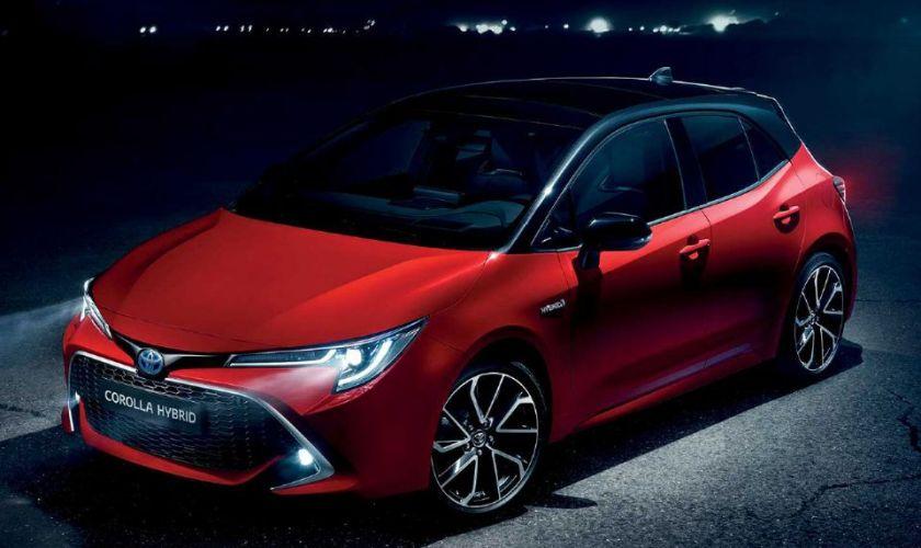 Novo Toyota Corolla 2020 – Modelo será apenas Híbrido na Inglaterra