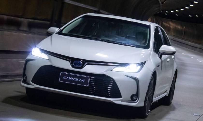 Toyota Corolla é um dos Finalistas do Carro do Ano 2020