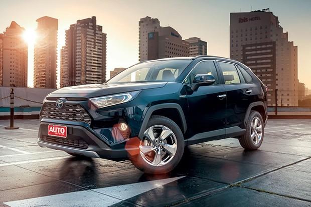 Novo SUV Compacto: Toyota Confirma Lançamento no Brasil