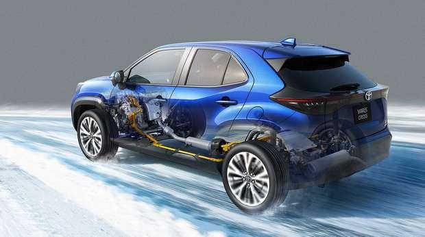 Toyota Yaris Cross: Novo modelo faz 30,8 km/l de gasolina