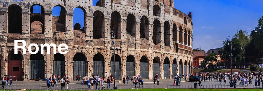 Rome - 6 Day Itinerary © Mano Chandra Dhas