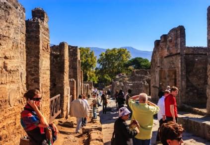 Las ruinas de Pompeya © Mano Chandra Dhas