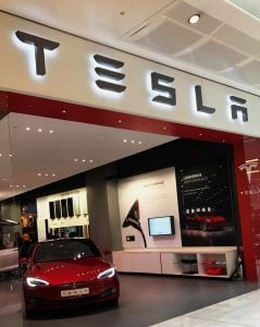 Why can Tesla Stock Price touch $ 3000 till 2025?