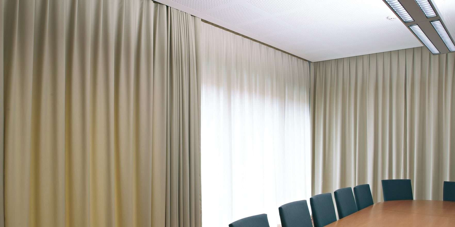Motorised Curtain Supply and Installation Service