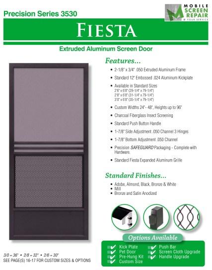 Aluminum Screen Doors Page 5