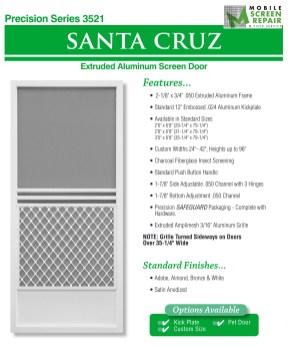 Aluminum Screen Doors Page 7