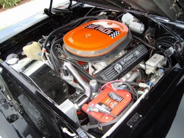 1969 Coronet RT 440, Dodge Coronet RT Muscle Car FOR SALE  (4/5)
