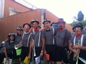 2012 / Street Band