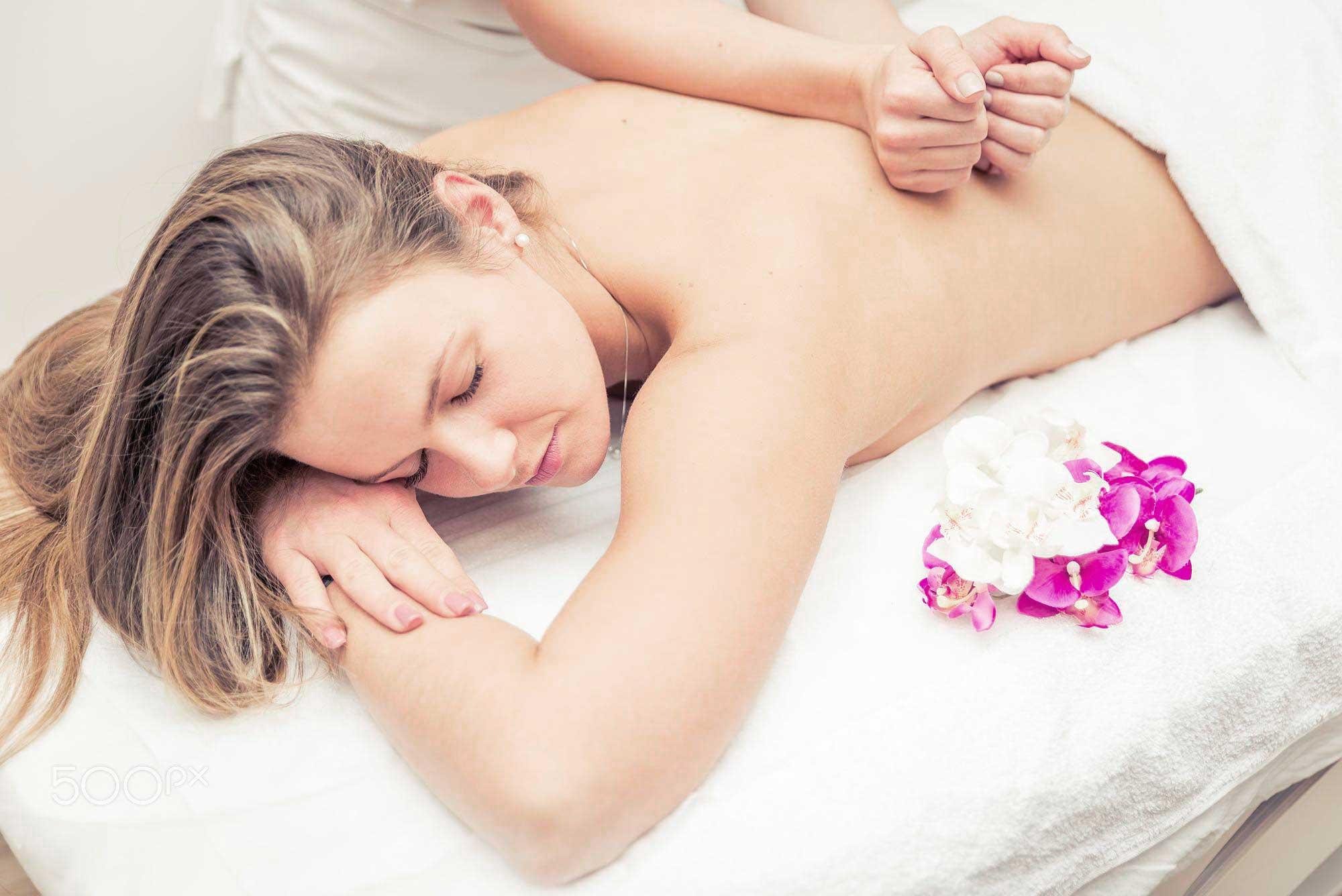 CorpoCare Ontspanning Massage