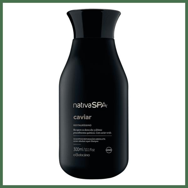 Caviar_Shampoo_NativaSPA_CorpoCare