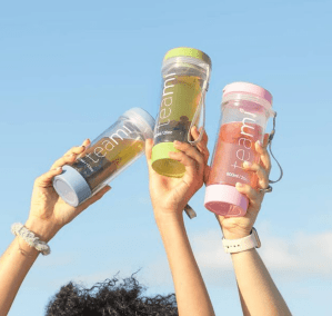 Teami - Tumblers - Hands in the Air - CorpoCare