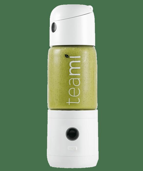 Teami Mixit smootie-Portable-juicer-mixer Zwart CorpoCare