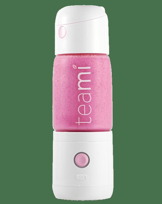 Teami Mixit smootie-Portable-juicer-mixer-pink CorpoCare
