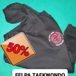 FELPA TAEKWONDO