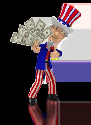 Le 15 avril est la date limite de production des rapports d'impôt des particuliers aux USA.