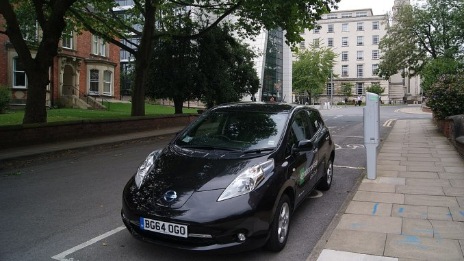 The UK will see 1,000 more V2G charging points courtesy of Nissan.