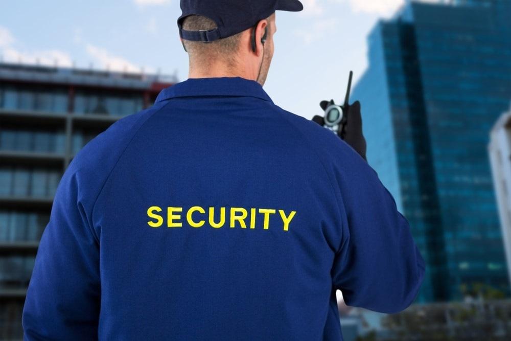 Security Guard Jobs Salary