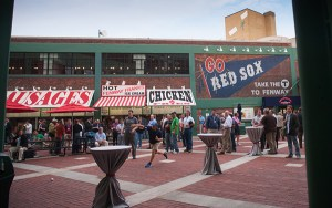 corporate event photographer boston social outing event fenway park photo 501