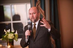 corporate event photographer boston speech photo 505