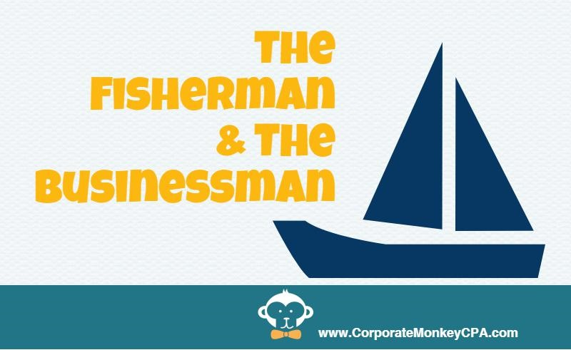 The Fisherman - How Much Money You Need To Be Happy.