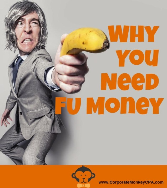Why you need FU Money