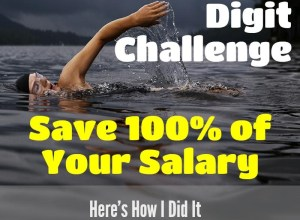 Triple Digit Challenge: Save 100% Of Your Salary. Maximize 401k Contributions