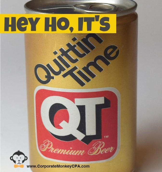Its Quittin Time: How to quit your job