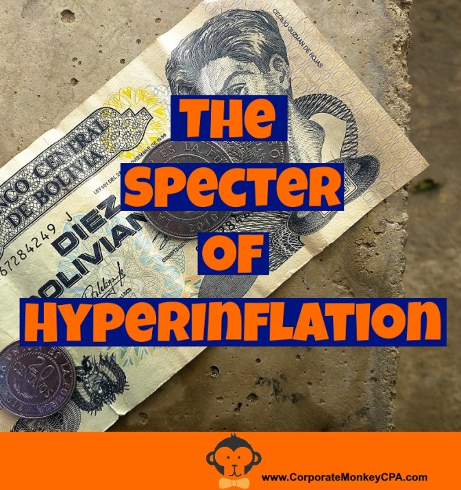 The Specter of Hyperinflation