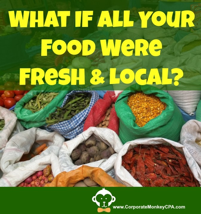 Fresh And Local Food