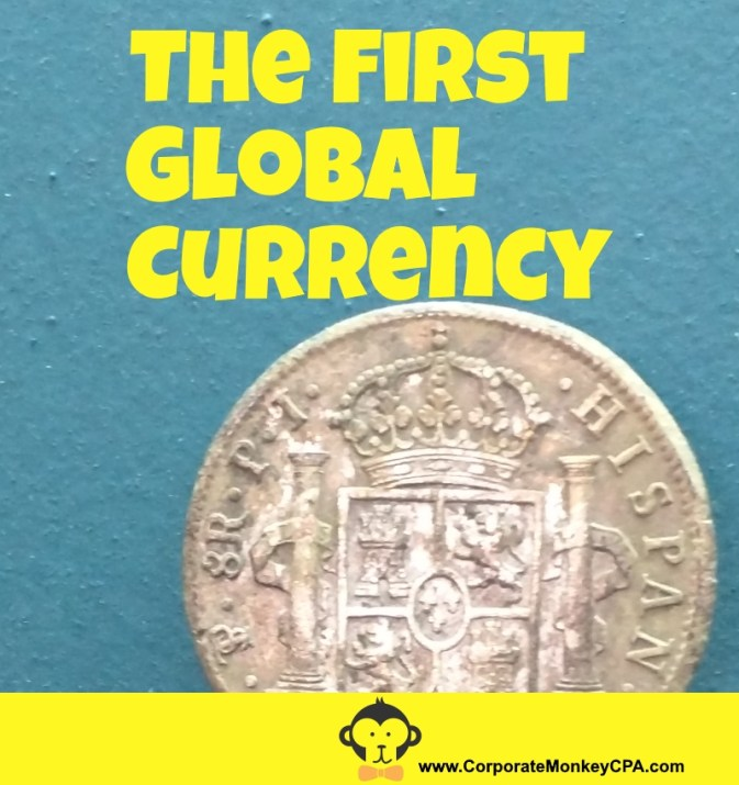 The First Global Currency