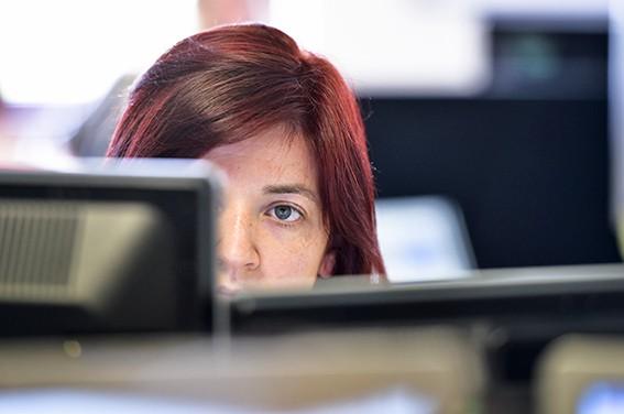 reporage corporate office photos