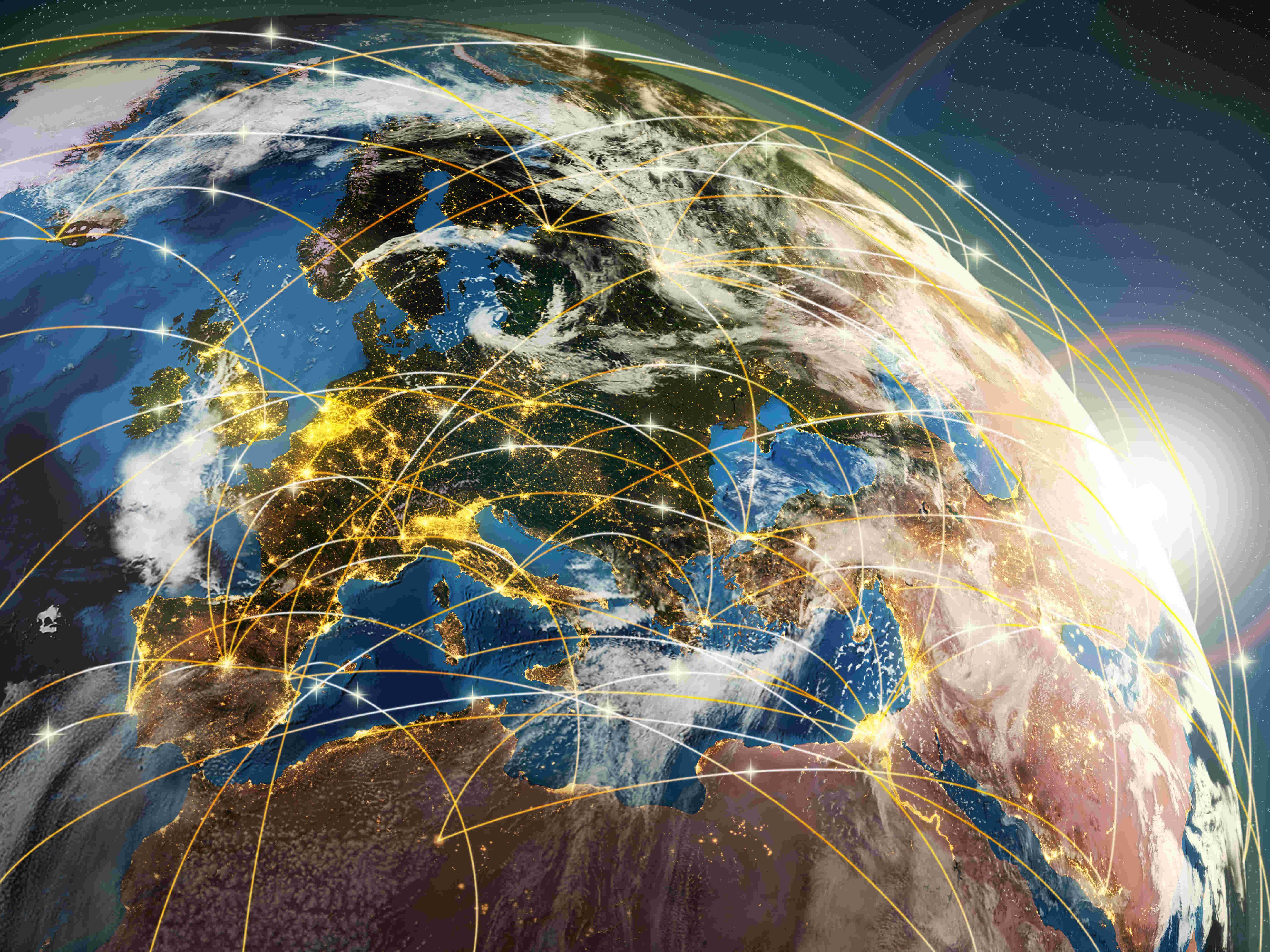 Communicating Around The Globe