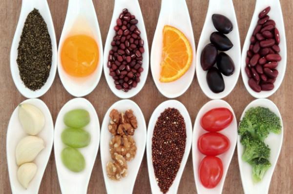 Resultado de imagem para Os alimentos com ação antioxidante