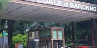 Meningite Ospedale Saronno