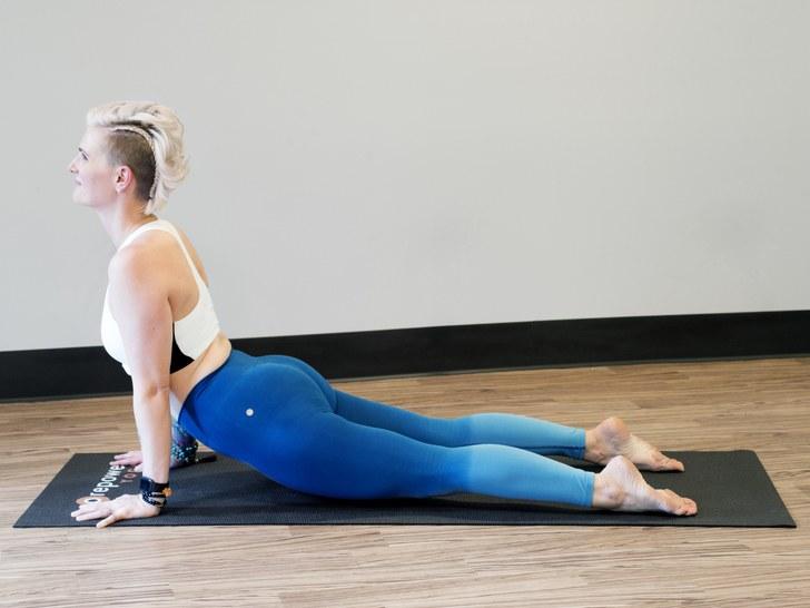 puoi perdere peso con lo yoga