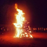 Camp Bonfire Night