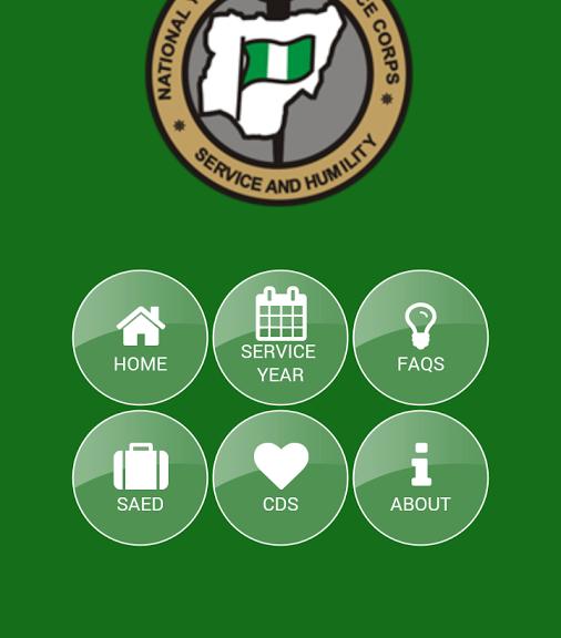 NYSC Mobile Screenshot