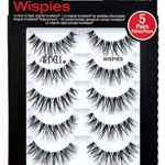 ARDELL Wispies Black Faux-cils , 5 Pairs
