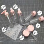 kabinga, Récipients pour liquides Maquillage, Voyage Bouteilles Set de 10 Pièces #2, 8, L